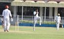 Tabish Khan takes a wicket against Northern, Northern v Sindh, Quaid-e-Azam Trophy, Rawalpindi, 1st day, September 28, 2019