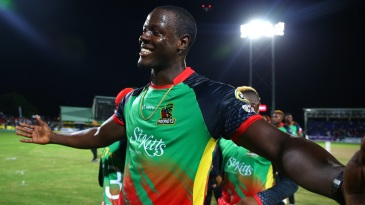 Carlos Brathwaite played a key role in his side's win