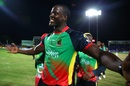 Carlos Brathwaite played a key role in his side's win, St Kitts and Nevis Patriots v Trinbago Knight Riders, CPL 2019, Basseterre, September 17, 2019
