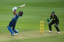 Chamari Atapattu tees off on her way to a record hundred, Australia v Sri Lanka, 1st Women's T20I, North Sydney Oval, September 29, 2019