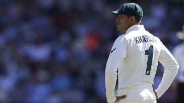 Usman Khawaja lost his Test spot during the Ashes
