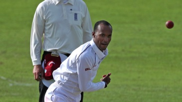 Kraigg Brathwaite's bowling action has been questioned more than once