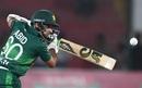 Abid Ali cuts through the off side, Pakistan v Sri Lanka, 3rd ODI, Karachi, October 2, 2019