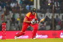 Peter Moor in full flow, Bangladesh v Zimbabwe, 2nd ODI, Chittagong, October 24, 2018