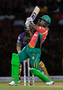 Nicholas Pooran played a matchwinning innings, Guyana Amazon Warriors v Trinbago Knight Riders, CPL 2019, Providence, October 4, 2019