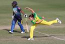 Tayla Vlaeminck troubled Sri Lanka with her pace, Australia v Sri Lanka, 1st Women's ODI, Allan Border Field, October 5, 2019