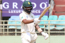 Dane Piedt hit a rearguard half-century, India v South Africa, 1st Test, Visakhapatnam, 5th day, October 6, 2019