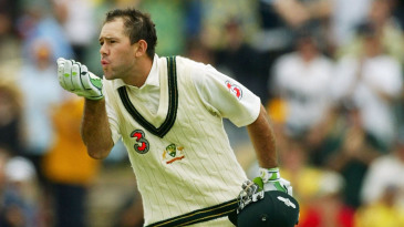 Ricky Ponting held the record for the highest score and a duck in a Test - 242 and 0 - till October 2015, when Shoaib Malik bettered it by 3 runs, making 245 and 0 against England