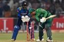 Sarfaraz Ahmed was done in by a googly, Pakistan v Sri Lanka, 2nd T20I, Lahore, October 7, 2019