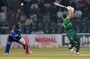 Ahmed Shehzad loses his leg stump, Pakistan v Sri Lanka, 2nd T20I, Lahore, October 7, 2019