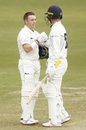 Marcus Harris and Nic Maddinson shared a double century stand, Victoria v South Australia, Day 1, Sheffield Shield, Round 1, Melbourne, October 10, 2019