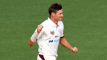 So what's the secret? Cameron Gannon removed Steven Smith for a duck