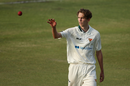 Lawrence Neil-Smith took three wickets in his first innings on debut, Western Australia v Tasmania, Sheffield Shield, Day 1, October 10, 2019