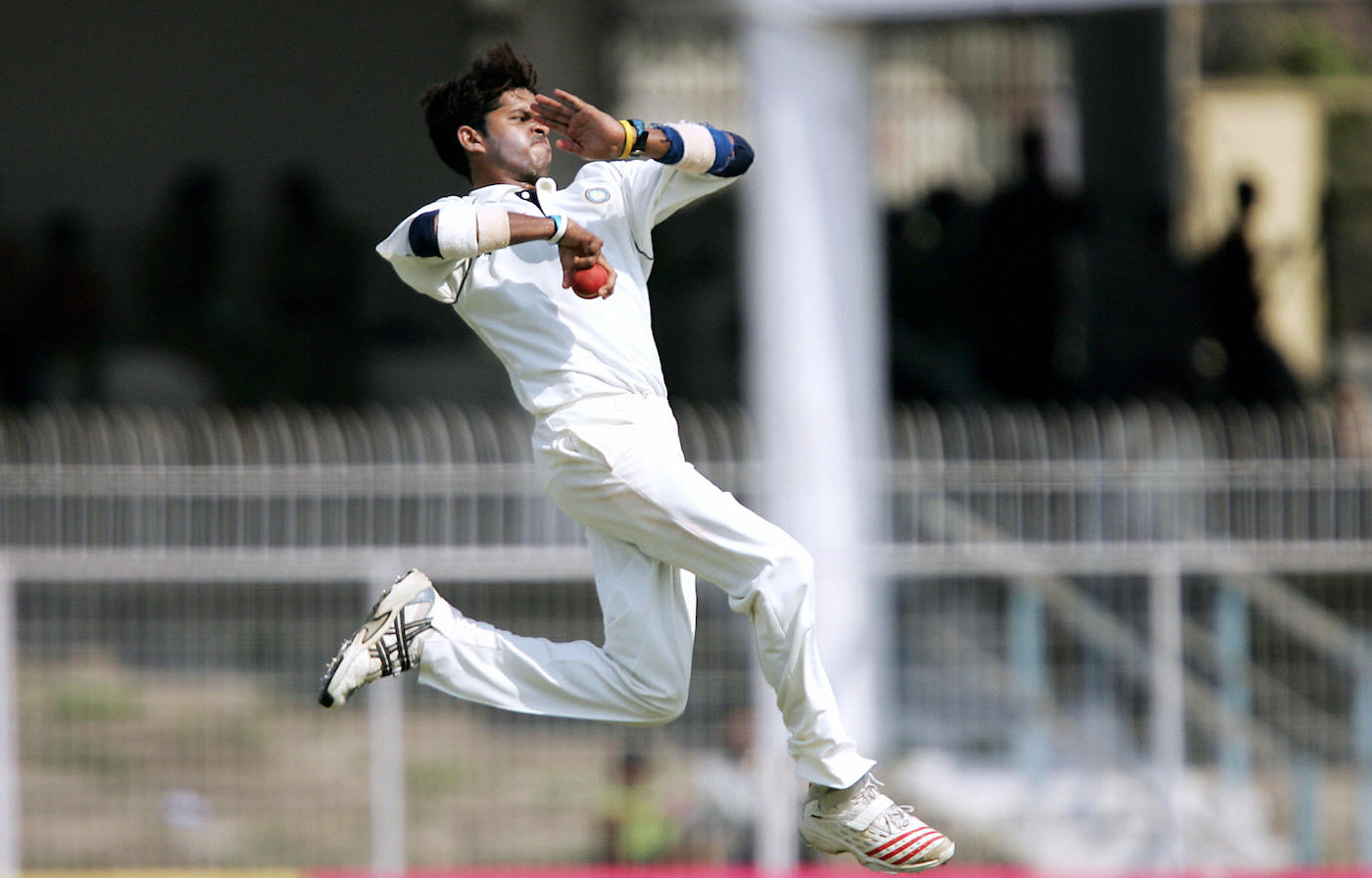 Before he muscled up, Sreesanth was a wiry athlete of the sort Kerala typically produced