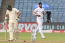 Umesh Yadav jolted South Africa early with a couple of wickets, India v South Africa, 2nd Test, Pune, 2nd day, October 11, 2019