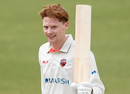 Tom Andrews scored his maiden first-class hundred, Victoria v South Australia, Sheffield Shield, Junction Oval, October 13, 2019