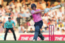 George Scott goes on the attack against Surrey, Surrey v Middlesex, Vitality Blast, The Kia Oval, July 23, 2019