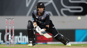 Mark Chapman has played international cricket for Hong Kong and New Zealand
