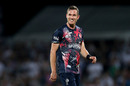 Adam Milne has proved too good for most county batsmen in the Blast, Somerset v Kent, Vitality Blast, Taunton, August 10, 2019