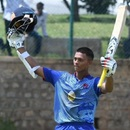 Yashasvi Jaiswal is one of India's most promising young batsmen