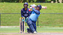 JP Kotze slog sweeps over midwicket for six, USA v Namibia, Cricket World Cup League Two, Lauderhill, September 20, 2019