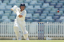 Marcus Harris drives through cover, Western Australia v Victoria, Day 1, Sheffield Shield, Round 2, Perth, October 18, 2019
