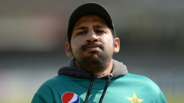 Sarfaraz Ahmed's stint as Test captain ended after just over two years