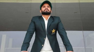 Azhar Ali relishes the opportunity of leading Pakistan in Test cricket