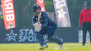 Tom Sole completes a scoop over fine leg, Kenya v Scotland, T20 World Cup Qualifier, Dubai, October 19, 2019