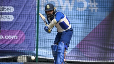 Dinesh Karthik has been out of the reckoning since the World Cup