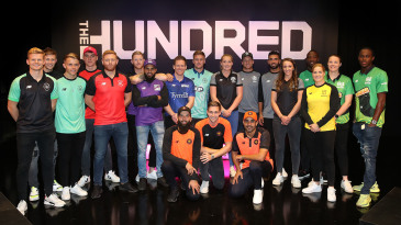Players for the eight teams in The Hundred following the draft