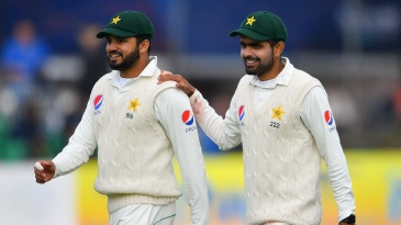 Azhar Ali and Babar Azam are the new captains of the Test and T20I sides respectively