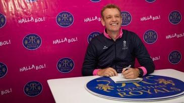 Rajasthan Royals' new coach: Andrew McDonald