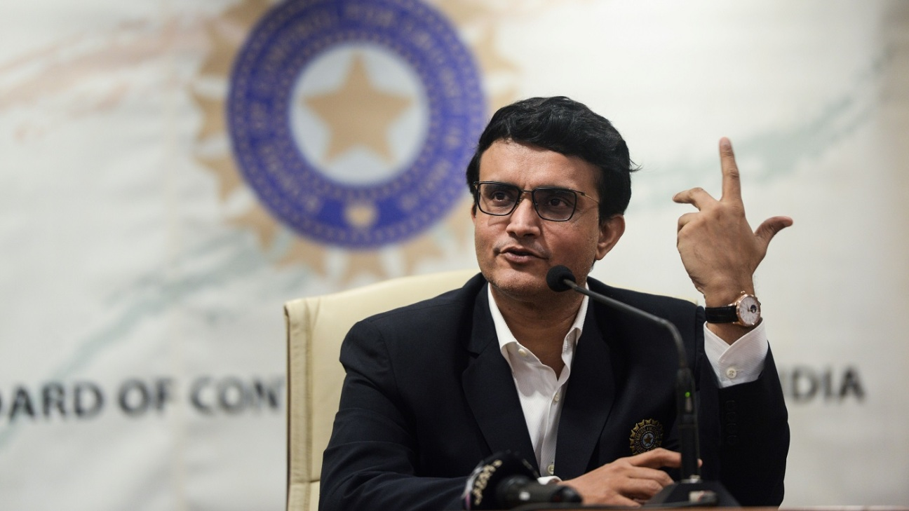 Purpose and clarity: Sourav Ganguly's first day as BCCI president