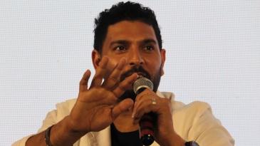 Yuvraj Singh will be Maratha Arabians' Indian Icon player