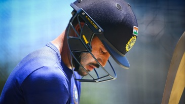 Manish Pandey hit 525 runs in the Vijay Hazare Trophy at an average of 105