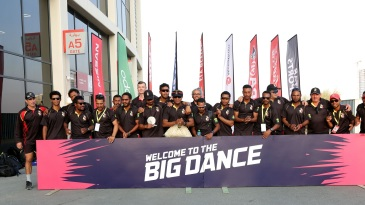 Papua New Guinea are going to the men's T20 World Cup