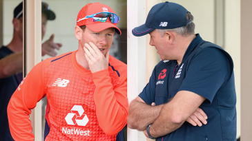 Eoin Morgan and Chris Silverwood will hope that England learn plenty from their T20 series in New Zealand