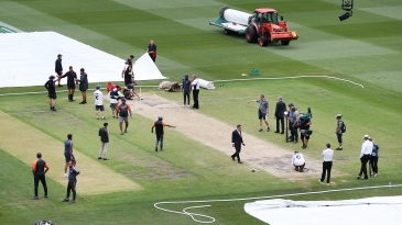 MCG curator Matt Page expects this summer's pitches to be better than the previous two
