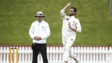 Michael Snedden's first-class debut came after a switch to Wellington