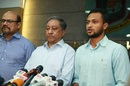 Shakib Al Hasan addresses the media, Dhaka, October 29, 2019