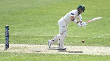 Matthew Wade's 69 set up Tasmania's first-innings lead