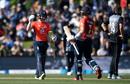 Eoin Morgan and Sam Billings saw England home, New Zealand v England, First T20I, Christchurch, November 1, 2019