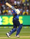 Kusal Perera hooks, Australia v Sri Lanka, 3rd T20I, Melbourne, November 1, 2019