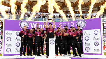 The One-Day Cup is set to be played alongside the Hundred next season