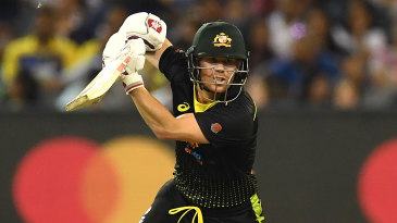 David Warner capped a prolific series