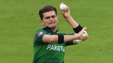 Shaheen Shah Afridi is almost like a senior player in the side