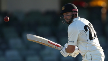 Shaun Marsh continues his good form
