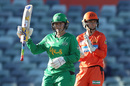 Lizelle Lee hit the first century of the WBBL season, Perth Scorchers v Melbourne Stars, WBBL, WACA, November 2, 2019