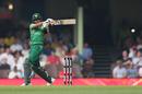 Babar Azam watches one race away, Australia v Pakistan, 1st T20I, Sydney, November 3, 2019